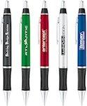 Tri Grip Metallic Pens